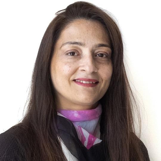 Dr Asma Ali
